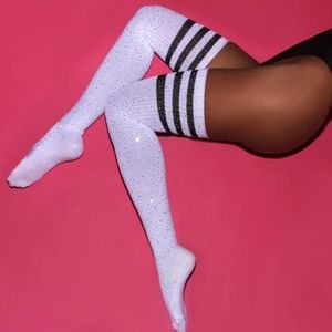 Knee High Stockings FREE BRA INCLUDED AS PICTURED